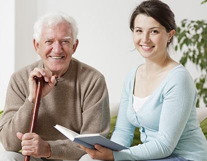 מטפלות לקשישים